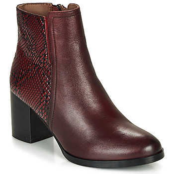 Shoes Women Ankle boots André NILA Bordeaux