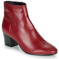 Shoes Women Ankle boots André FAME Red