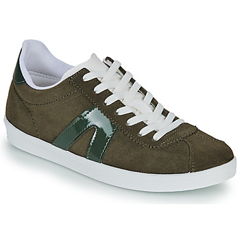Shoes Women Low top trainers André SPRINTER Green
