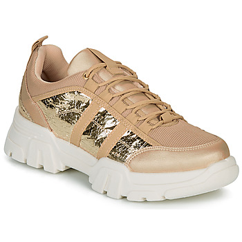 Shoes Women Low top trainers André ALLEGA Gold