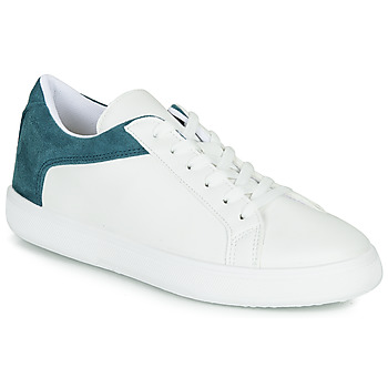 Shoes Women Low top trainers André BAILA Green