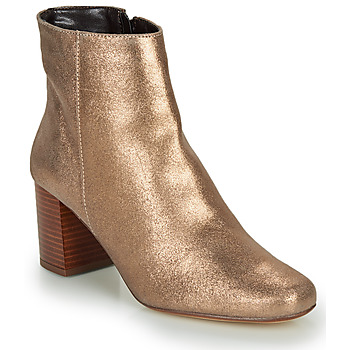 Shoes Women Ankle boots André LAPA Gold