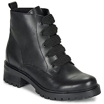 Shoes Women Mid boots André ELISE Black