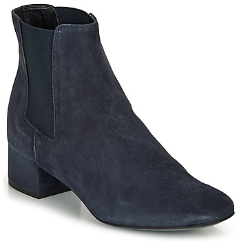 Shoes Women Mid boots André ECLAIRCIE Marine