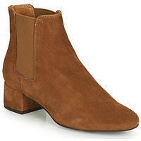 Shoes Women Mid boots André ECLAIRCIE Camel