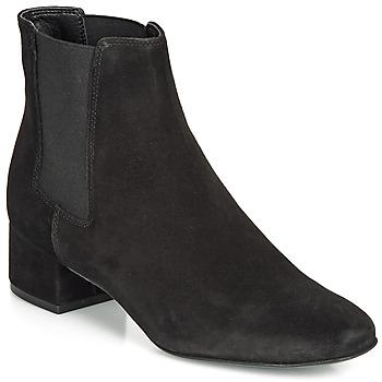 Shoes Women Mid boots André ECLAIRCIE Black