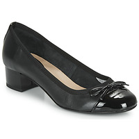 Shoes Women Ballerinas André POEMINE Black