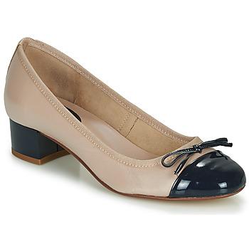 Shoes Women Court shoes André POEMINE Beige