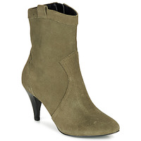 Shoes Women Ankle boots André EIKO Green