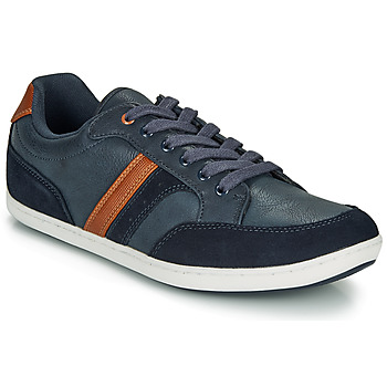 Shoes Men Low top trainers André ATHENES Marine