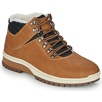 Shoes Men Mid boots André ANAPURNA Camel