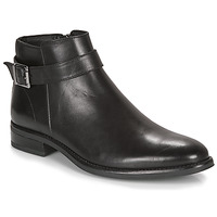 Shoes Men Mid boots André NORDY Black