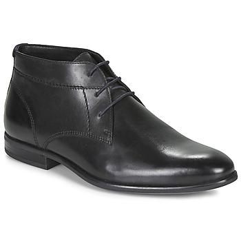 Shoes Men Mid boots André NEZIA Black
