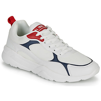 Shoes Men Low top trainers André MARATHON White