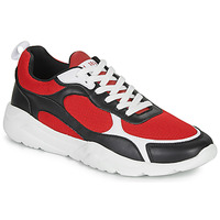 Shoes Men Low top trainers André MARATHON Red