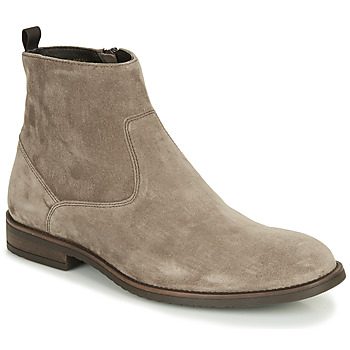 Shoes Men Mid boots André LEMAN Grey