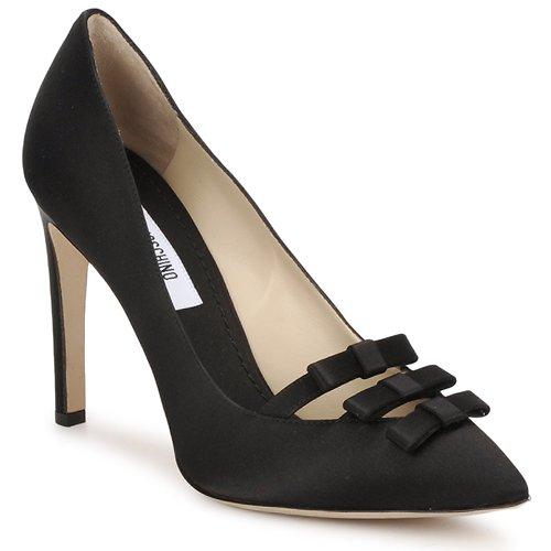 Shoes Women Court shoes Moschino MA1012 Black