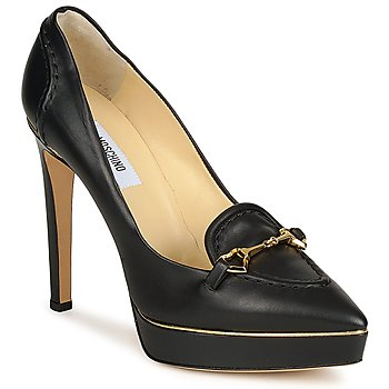 Shoes Women Court shoes Moschino MA1003 Black