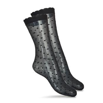 Accessorie Women Socks André MADAME Black