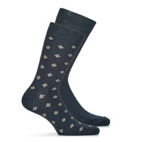 Accessorie Men Socks André LOSANGE Marine