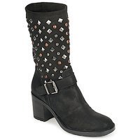 Shoes Women Ankle boots Meline DOTRE Black