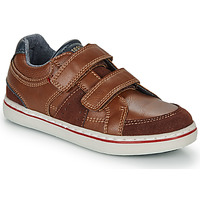 Shoes Boy Low top trainers André THEOPHILE Brown