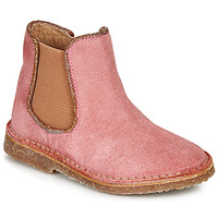 Shoes Girl Mid boots André ARIA Pink