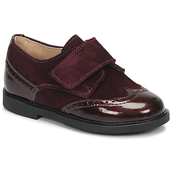Shoes Girl Derby shoes André JUNE Bordeaux
