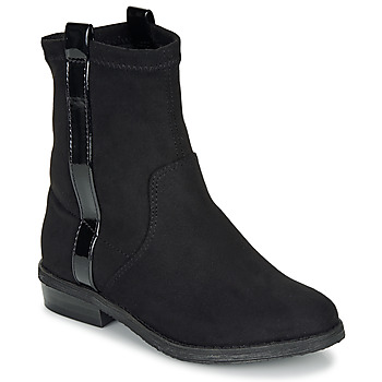 Shoes Girl Mid boots André AIMIE Black