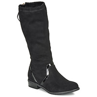 Shoes Girl Boots André ALEXINE Black