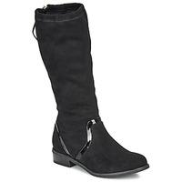 Shoes Girl Boots André ALEXINE Black
