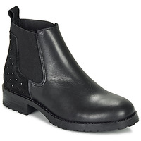 Shoes Girl Mid boots André SIXTINE Black