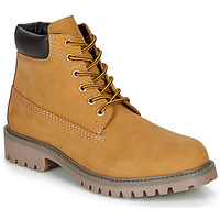 Shoes Boy Mid boots André CHAMOIS Yellow
