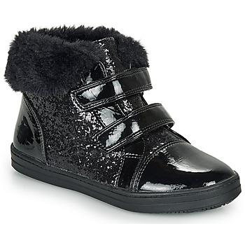 Shoes Girl Mid boots André JUDITH Black