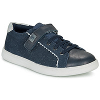 Shoes Girl Low top trainers André EUGENIA Black