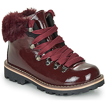 Shoes Girl Mid boots André SANDY Bordeaux