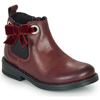 Shoes Girl Mid boots André VAL Bordeaux