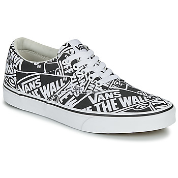 Shoes Men Low top trainers Vans WARD MN MULTICO