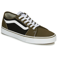 Shoes Men Low top trainers Vans WARD MN KAKI Kaki