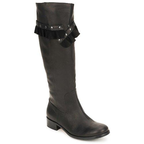 Shoes Women Boots Moschino Cheap & CHIC CA2601 Black