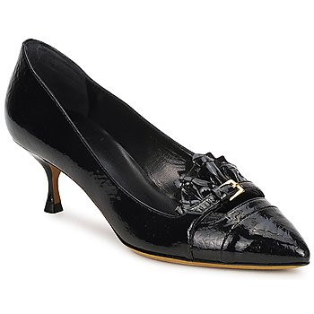 Shoes Women Court shoes Moschino Cheap & CHIC CA1021 Black