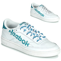 Shoes Women Low top trainers Reebok Classic CLUB C 86 White / Blue