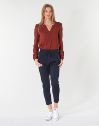 material Women chinos Only ONLPOPTRASH Marine