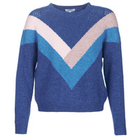 material Women jumpers Only ONLFCORA Blue