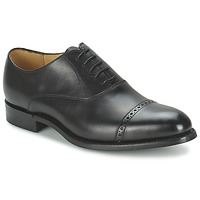 Shoes Men Brogue shoes Barker BURFORD Black