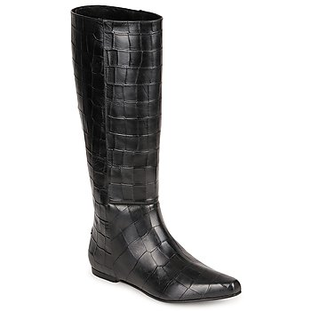 Shoes Women Boots Roberto Cavalli SPS749 Black