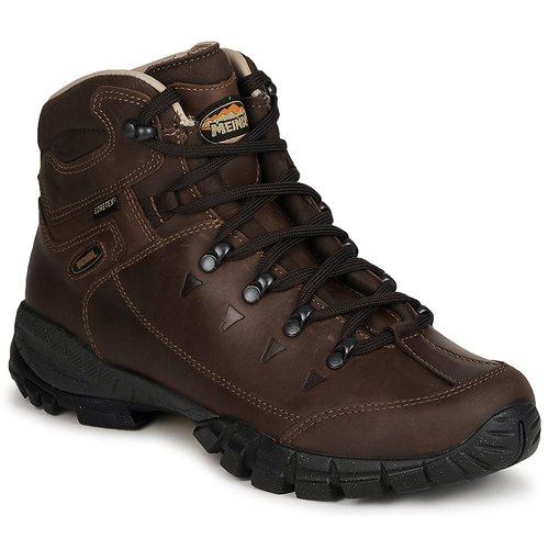 Shoes Men Hiking shoes Meindl STOWE GTX Brown