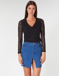 material Women Blouses Moony Mood LANELORE Black
