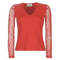 material Women Blouses Moony Mood LANELORE Red