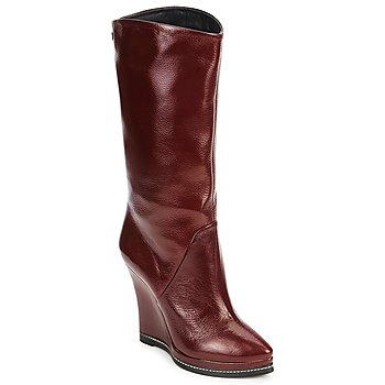 Shoes Women Ankle boots Fabi FD9737 Bordeaux